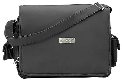 Ryco Deluxe - Bolso cambiador, color negro
