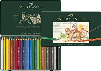 Faber-Castell Albrecht Durer Magnus Watercolor Pencil Tin