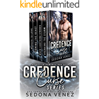 Credence Curse: Shifter Alpha Warrior Fated Mates Romance Box Set