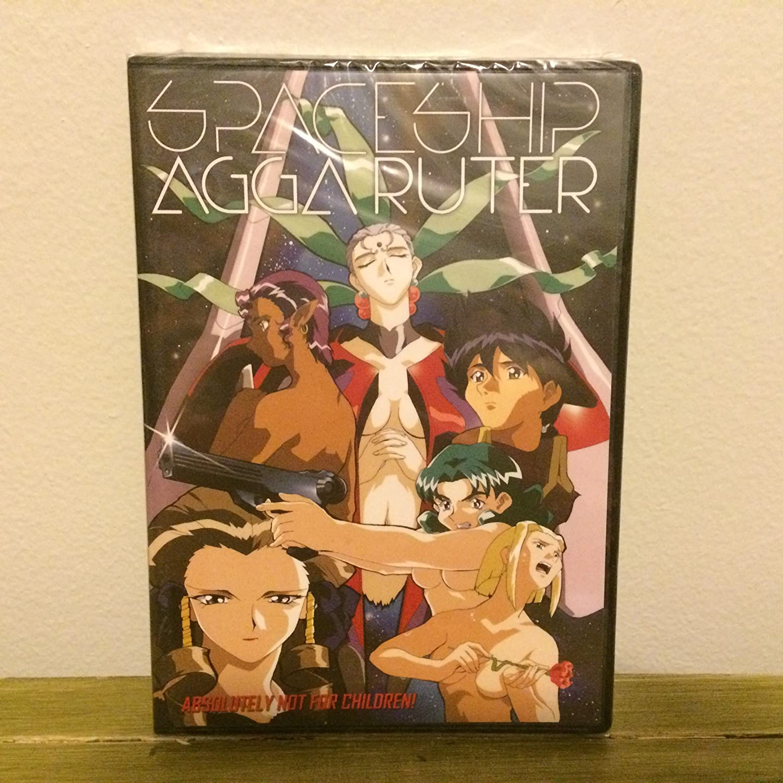 Amazon.com: Spaceship Agga Ruter: The Complete Series: Movies & TV