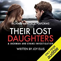 Their Lost Daughters: Audible's breakthrough crime author of 2018