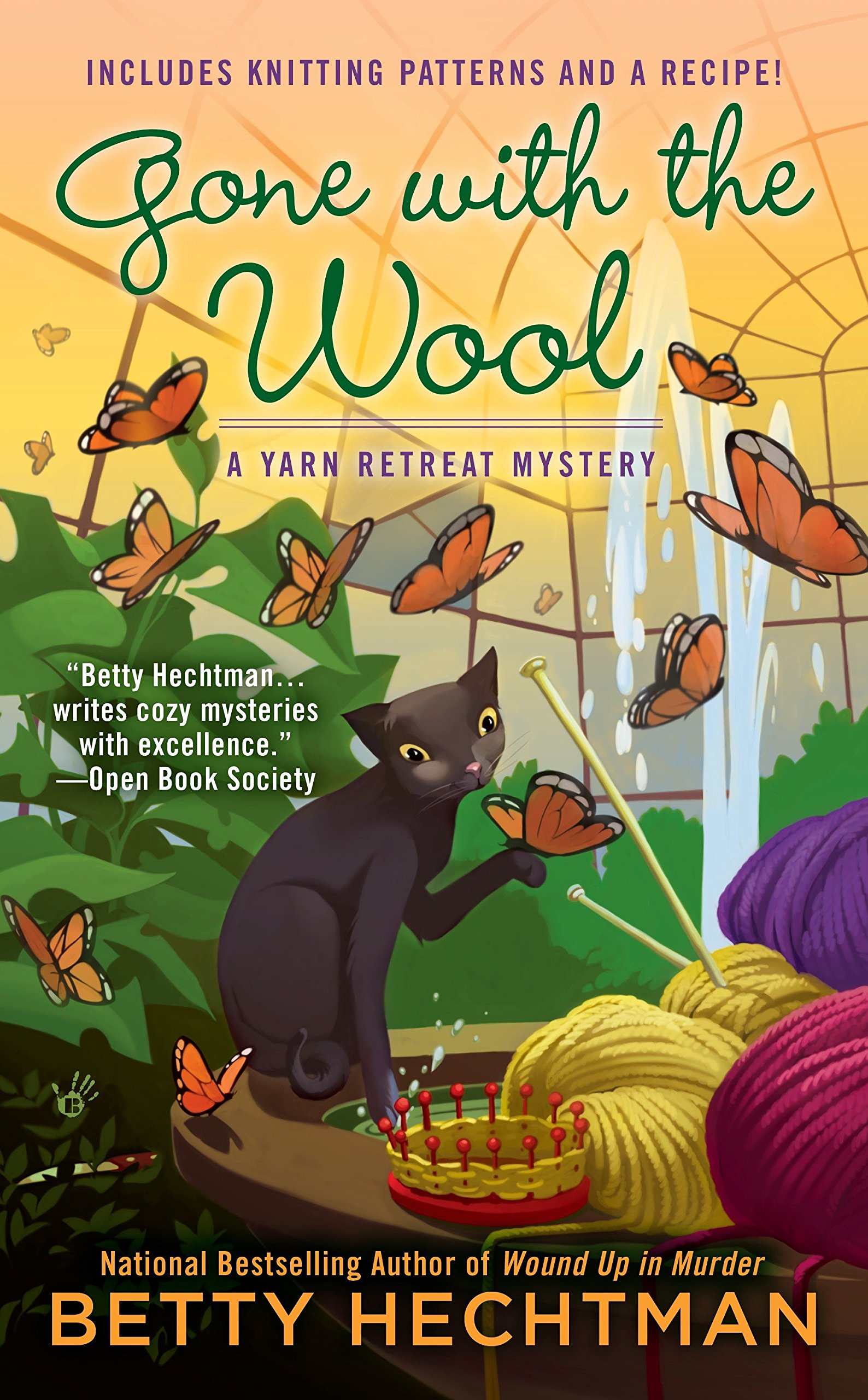 Download Gone with the Wool (A Yarn Retreat Mystery) PDF
