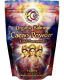 Earth Circle Organics Organic Balinese Cacao Powder, 8 Ounce