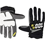 100% Unisex-Adult Airmatic MX Motocross Gloves