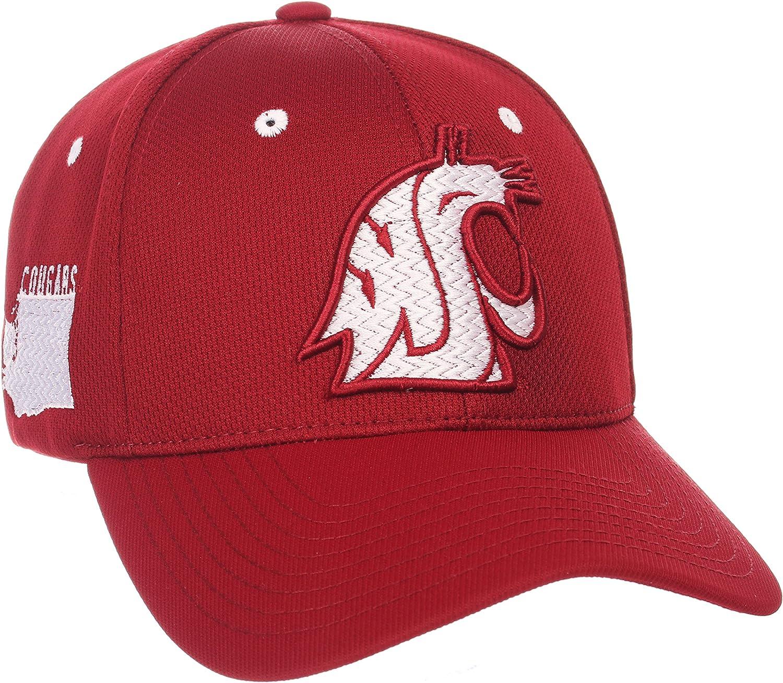 Zephyr Mens Rambler NCAA Hat