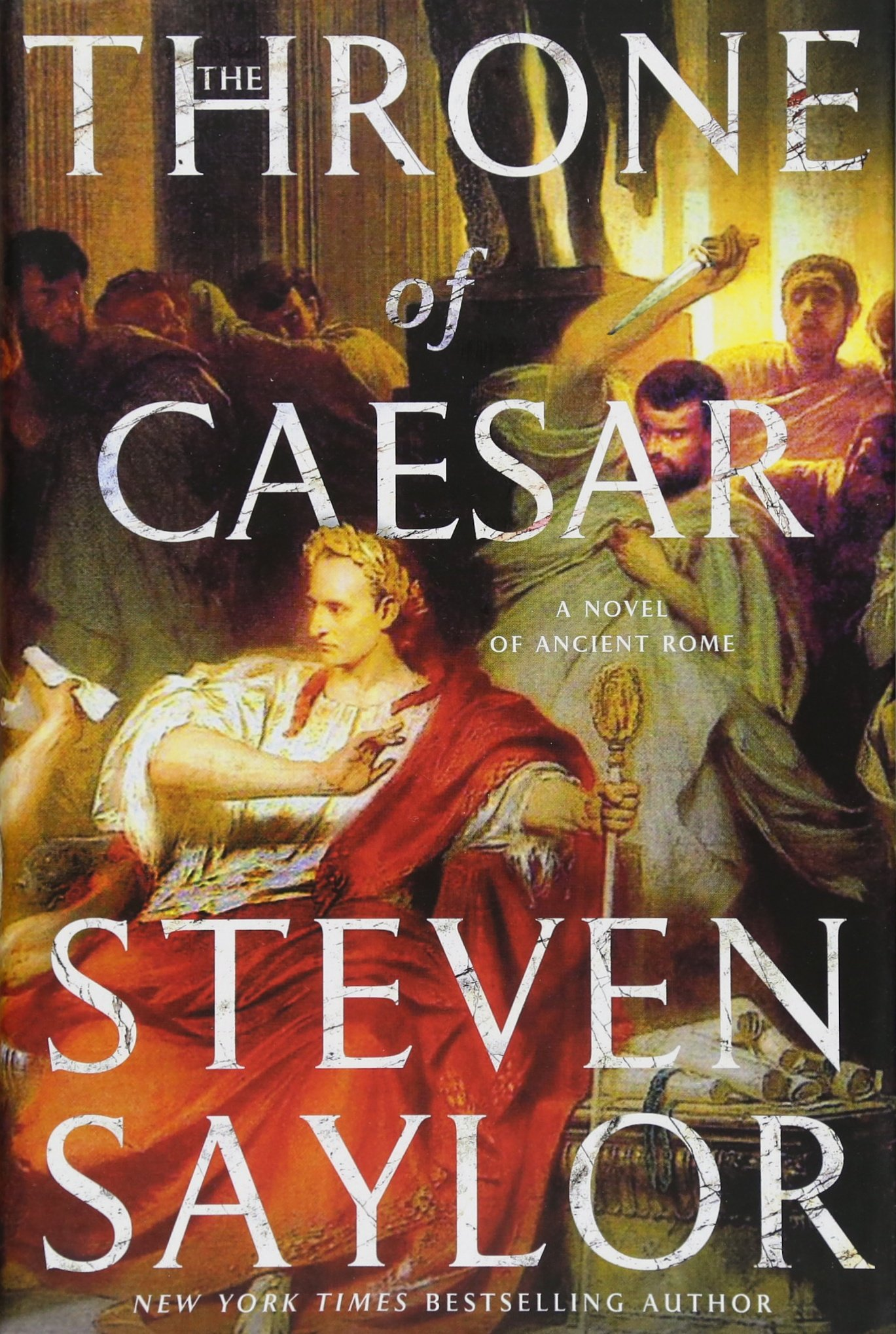 Amazon.com: The Throne of Caesar: A Novel of Ancient Rome (Novels of Ancient  Rome) (9781250087126): Steven Saylor: Books