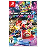 Mario Kart 8 Deluxe Standard Edition for Nintendo Switch