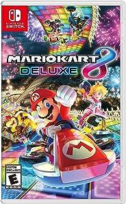 Mario Kart 8 Deluxe - Nintendo Switch - Standard Edition