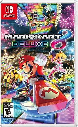 Mario Kart 8 Deluxe - Switch: Nintendo: Amazon.ca: Computer and Video Games