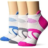 ASICS Intensity Calcetines para Mujer, con pestaña, 3 Pares