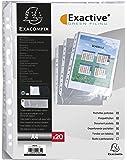 Exacompta 948256 Pochettes A4 20 unités
