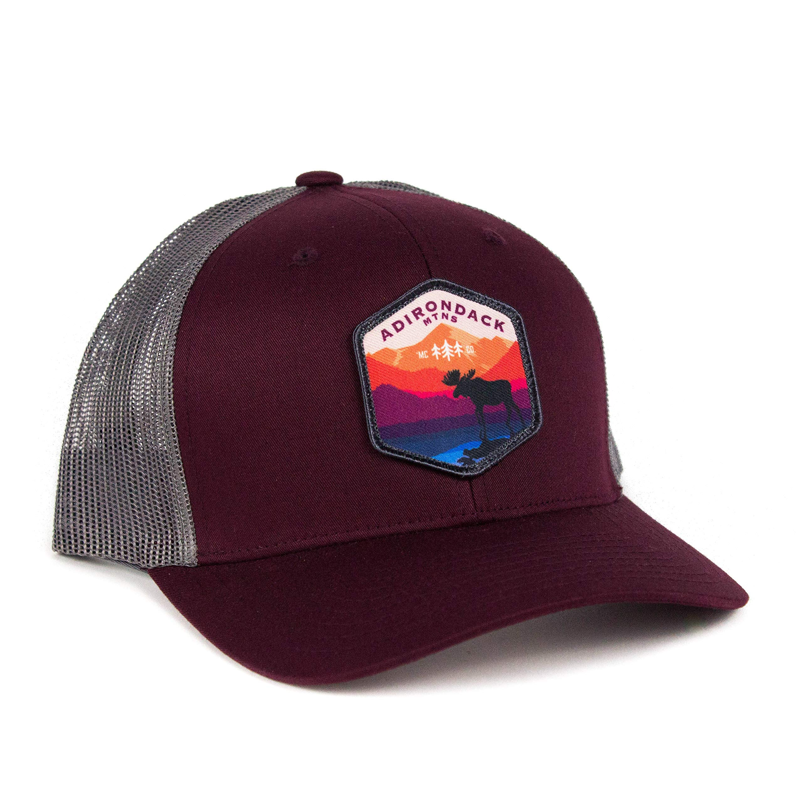'Merica Clothing Co. Adirondack Mountains Trucker Hat by 'Merica Clothing Co.