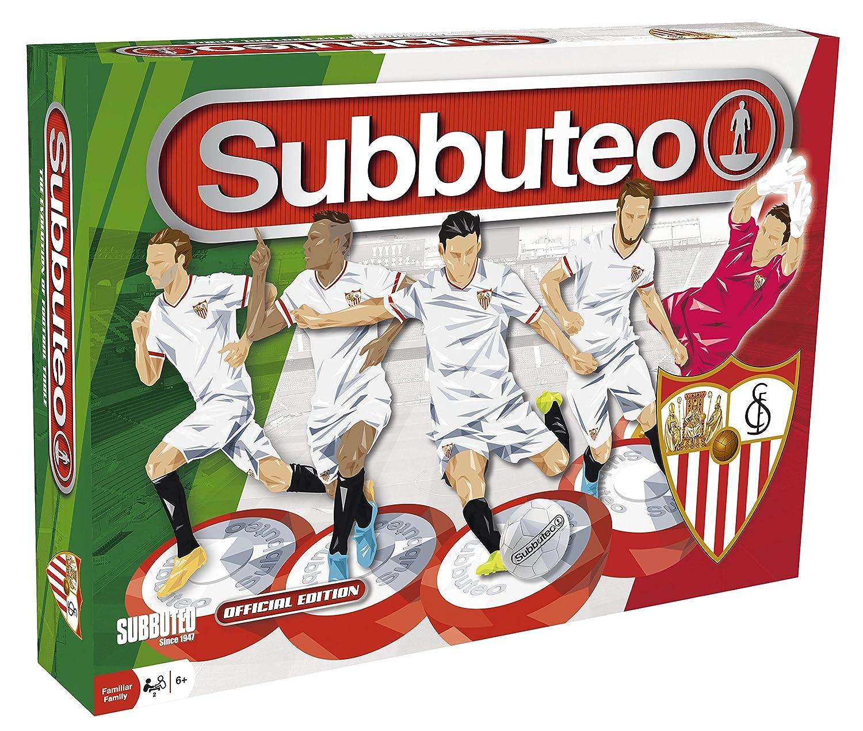 Subbuteo 63645, Juego Sevilla FC (2017/18): Amazon.es: Deportes y ...