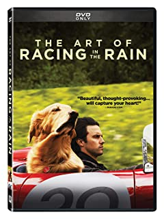 Book Cover: The Art of Racing in the Rain