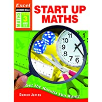 Excel Advanced Skills Workbook: Start Up Maths Year 3