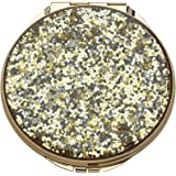 Kate Spade New York Simply Sparkling Compact, Mirror Gold