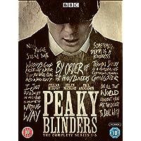Peaky Blinders - Series 1 - 5 (includes 4 Art Cards)