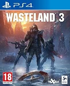 PS4 Wasteland 3 Day One EditionPlayStation 4