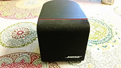 Bose Red Line Single Cube Speakers *Prices is per each Speaker*Tested//Working*