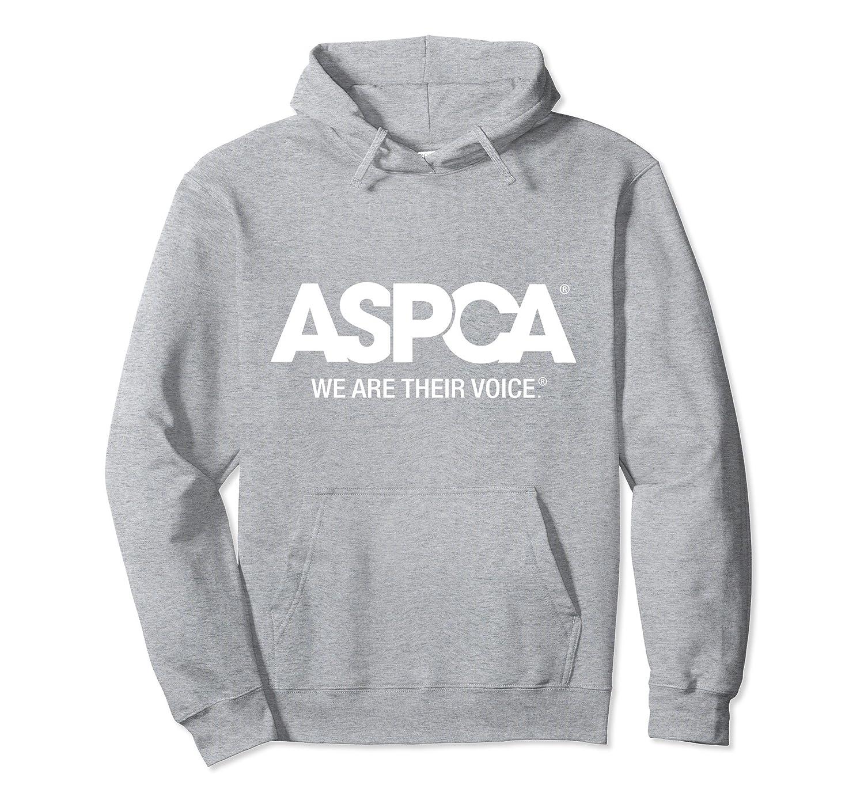 ASPCA We Are Their Voice Logo Hoodie-mt