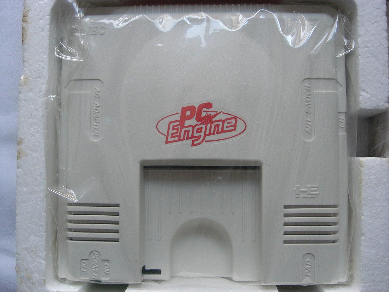 Amazon com: Console NEC Pc Engine(white Body)(turbo Grafix