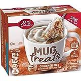Betty Crocker Mug Treats, Cinnamon Roll Cake Mix with Cream Cheese Icing, 11.8 oz