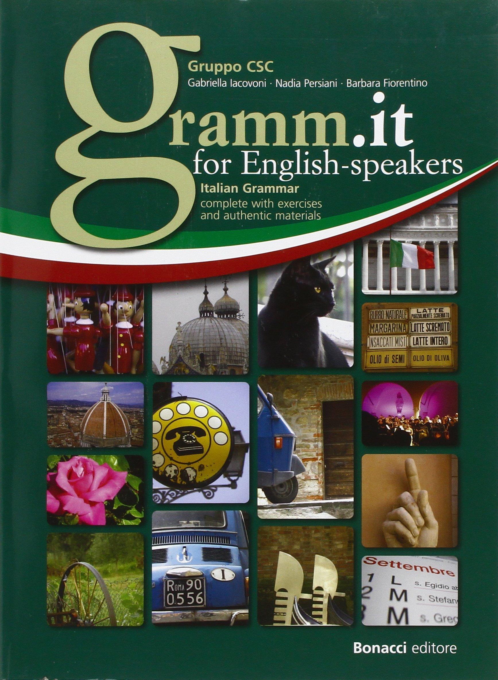 Download Gramm.it: Gramm.it for English Speakers pdf epub