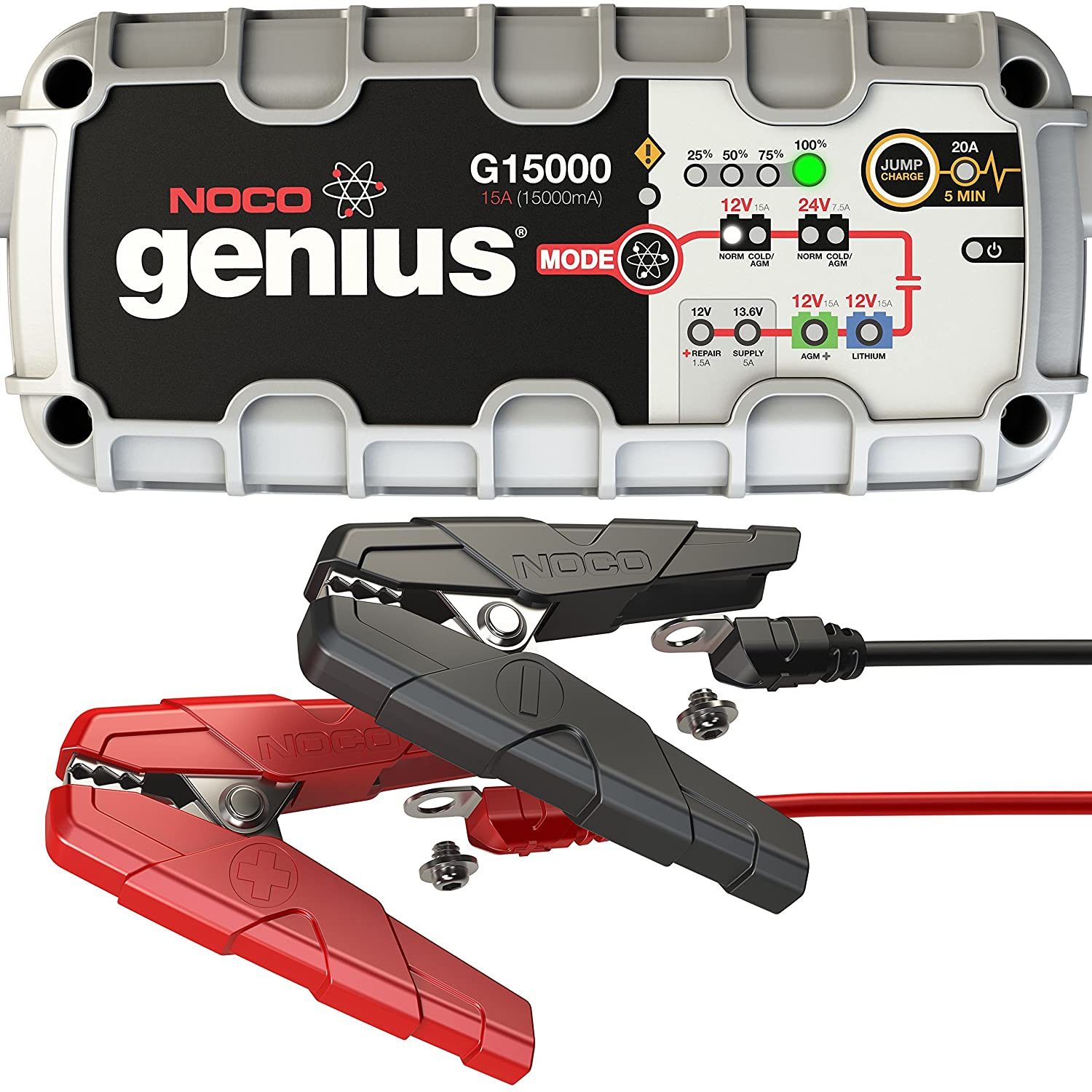 NOCO Genius G15000 Pro-Series Battery Charger