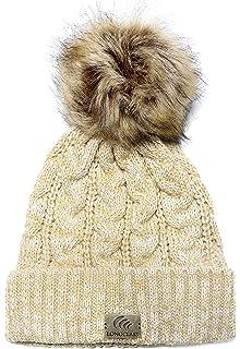 353295bd53c Longclass Knitted Winter Bobble Hat Bomboleo Very Soft and ...
