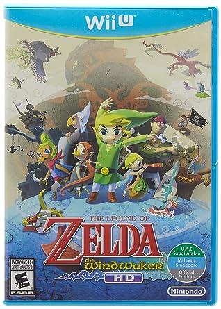 Nintendo The Legend of Zelda - Juego (Wii U, Wii U, Acción ...