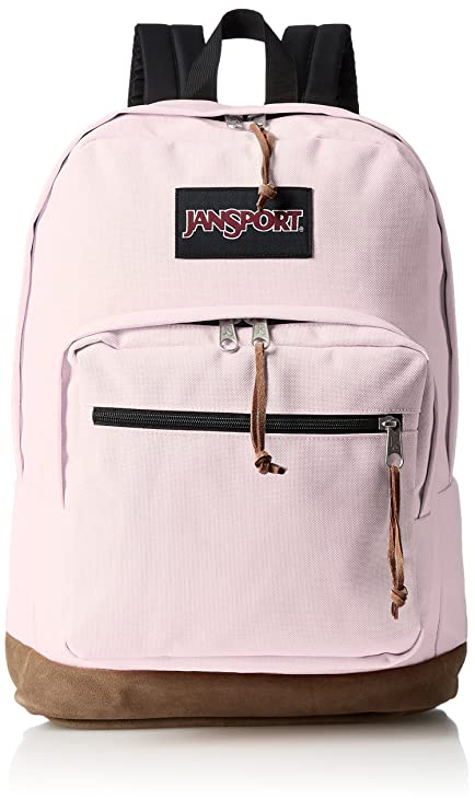 65372316675c Amazon.com  JanSport Right Pack Laptop Backpack - Pink Blush ...