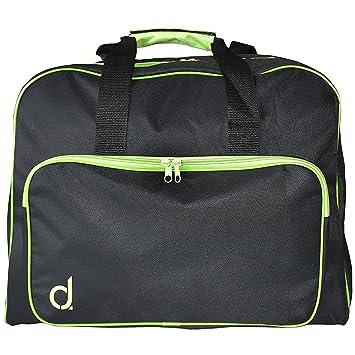 Bolsa de almacenamiento Andrew James para máquina de coser con acolchado y asas – 43 cm x 35 cm x 22 cm.: Amazon.es: Hogar