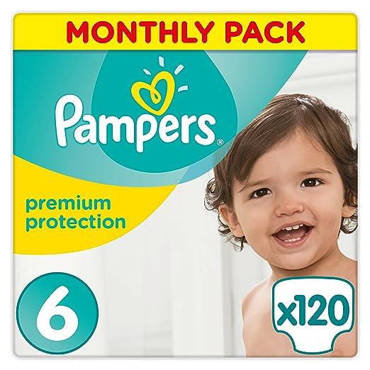 510 opinioni per Pampers Pannolini New Baby, misura 0 (micro), 1 – 2,5 kg, confezione da (6 X 24