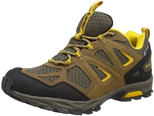 Hi-Tec Fugitive Waterproof Scarpe Sportive Outdoor Uomo  Amazon.it  Scarpe e  borse 117ec7e901c