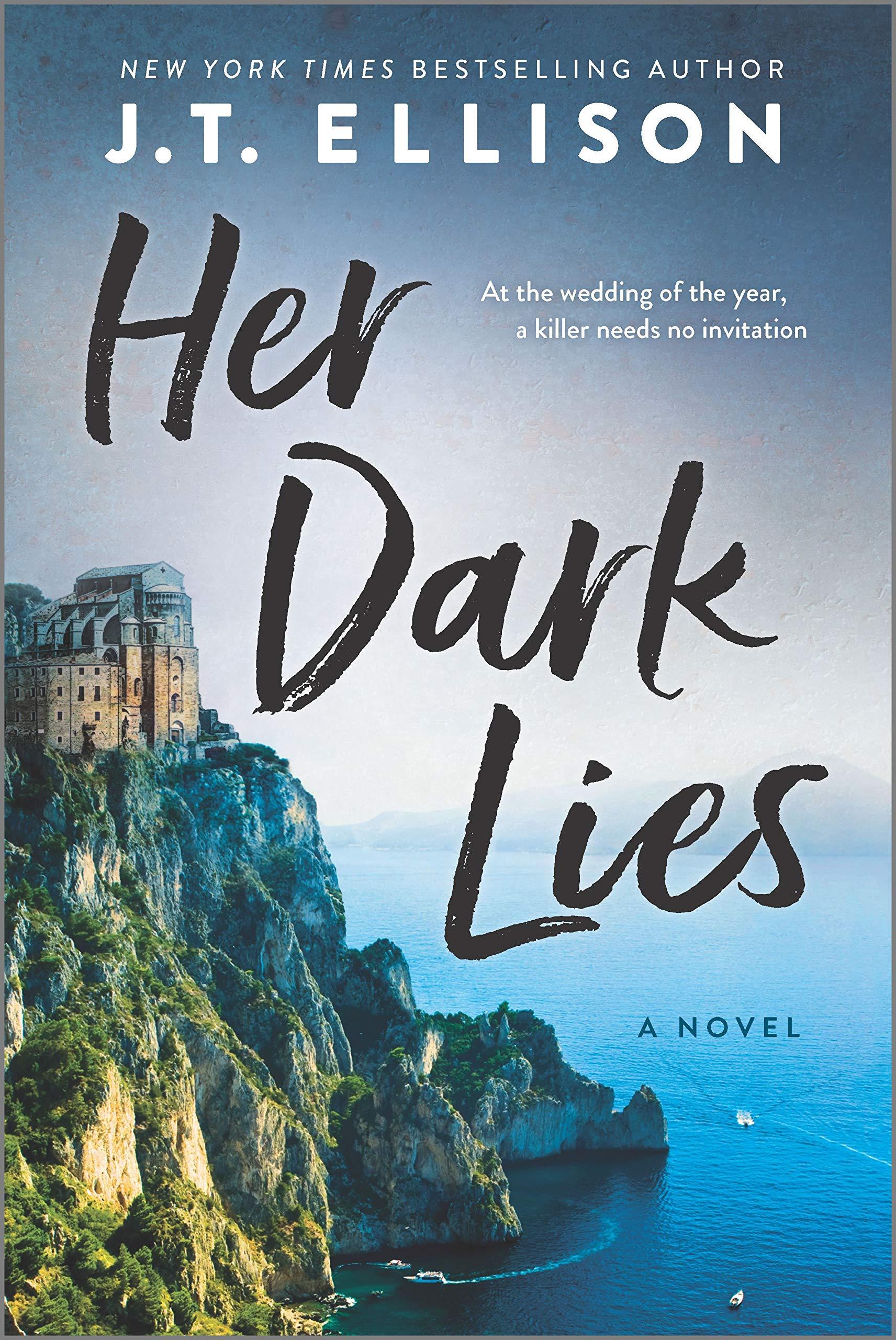 Her Dark Lies: A Novel (9780778388302): Ellison, J.T.: Books