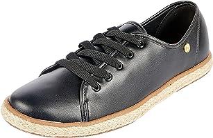 Sapato Casual Napa Turim Beira Rio Feminino