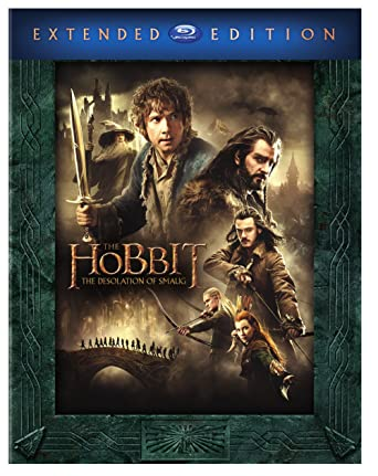 The hobbit: the desolation of smaug (extended edition) (blu-ray +.