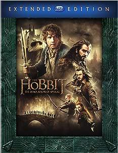 Hobbit: The Desolation of Smaug [Blu-ray] [Import]