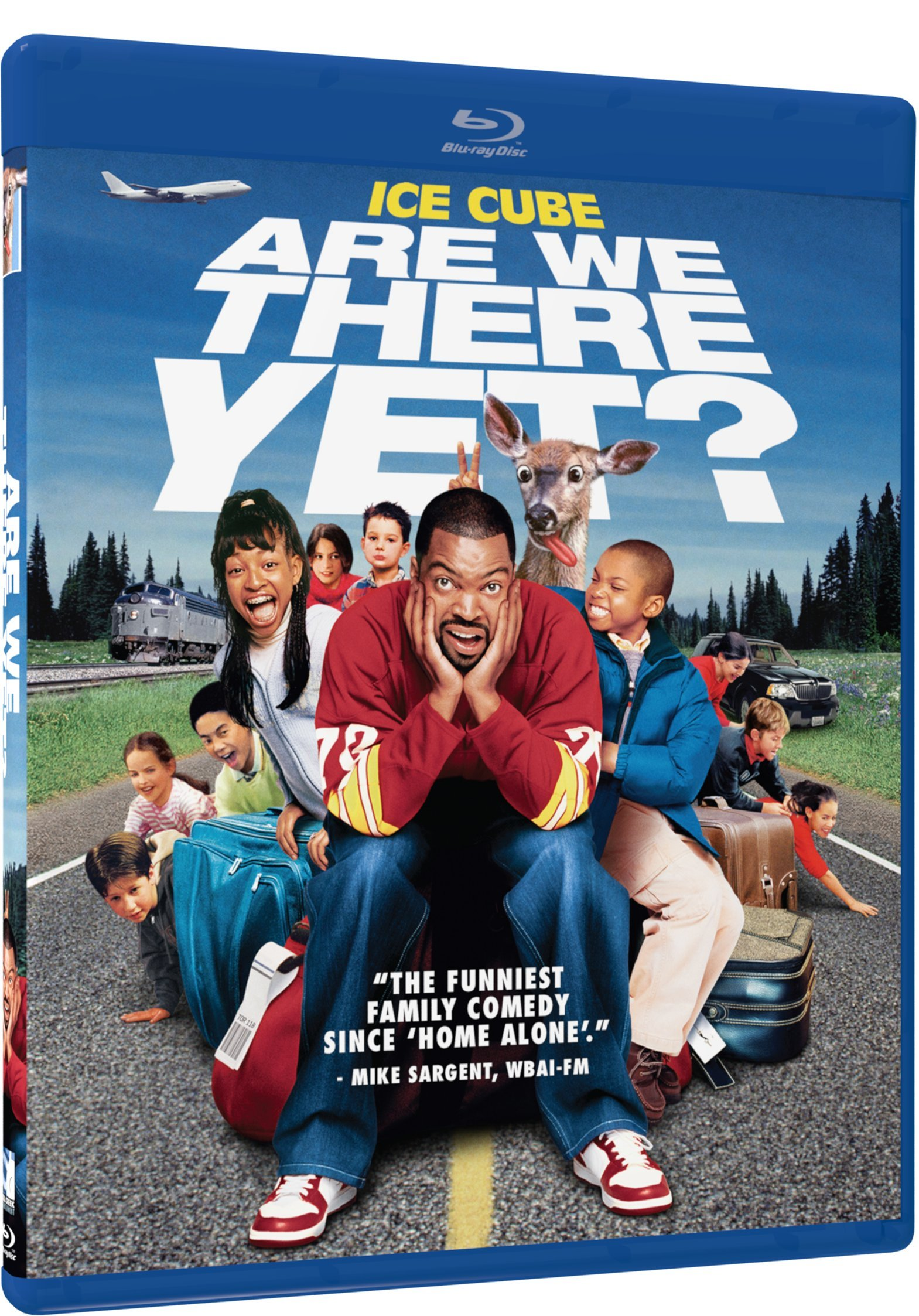 Blu-ray : Are We There Yet? (Blu-ray)