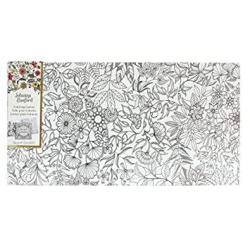 coloring book ~ Secret Garden Coloring Book Colored Butterflies ... | 355x355