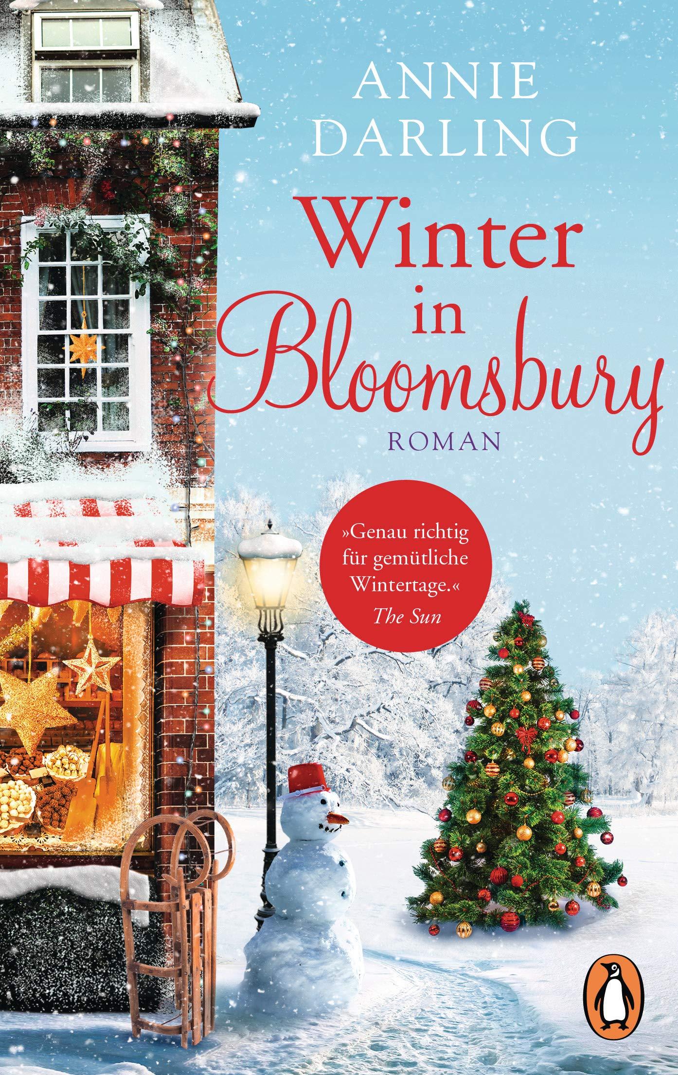 Winter In Bloomsbury Roman Die Bloomsbury Reihe Band 4 Darling Annie Marinović Ivana Bücher