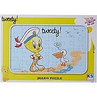 Tweety - Frame Puzzle - Yapboz 24 Parça