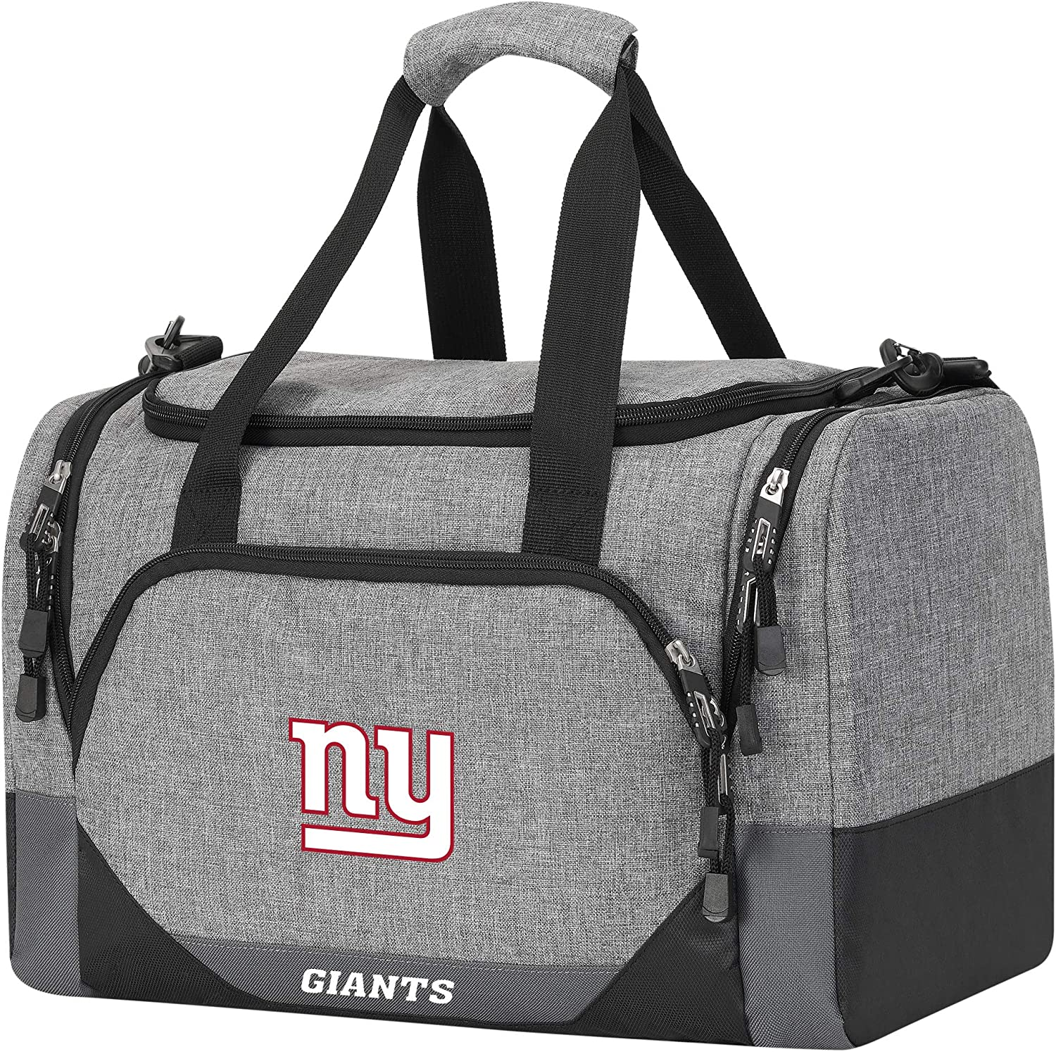 Grey 18 x 11 x 11 inches Officially Licensed NFL Terrain Duffel