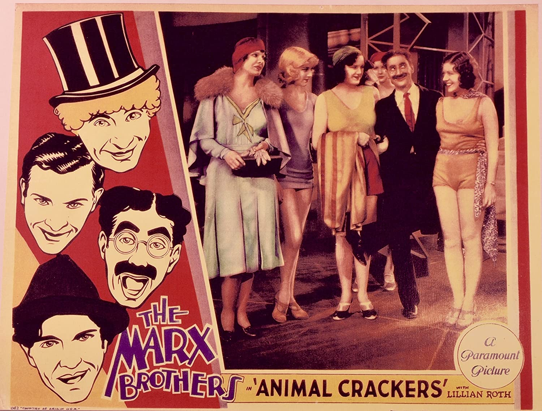 "Marx Brothers Animal Crackers  14 x 11/"" Photo Print"
