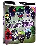 Suicide Squad - Steelbook (Esclusiva Amazon) (Collectors Edition) (Blu-Ray) [Italia]