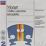 Mozart : Intégrale des Concertos pour violon