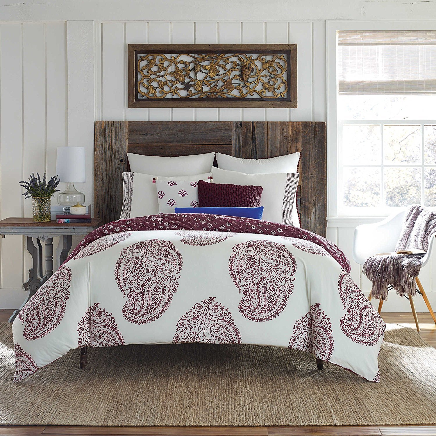 Amazon Com Anthology 2 Piece Comforter Set Arianna Twin Home Kitchen