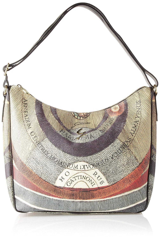 Multicolour (Classico 100) Gattinoni Women's Gplb025 Crossbody Bag