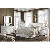Amazon.com: Modern Barcelona 4 Piece Bedroom Set California King ...