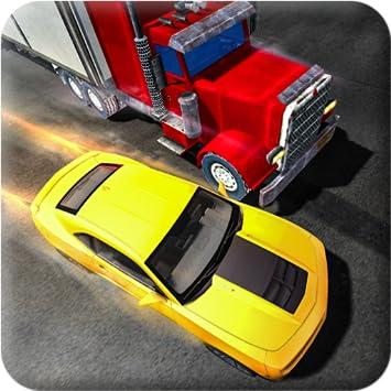 Turbo Traffic Racing simulator 3D - Racing game